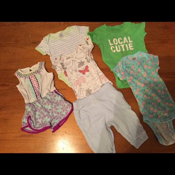 Carter's Other - CARTER'S... baby clothes bundle size 0-3 months